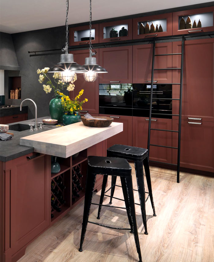 kitchen color trends 24