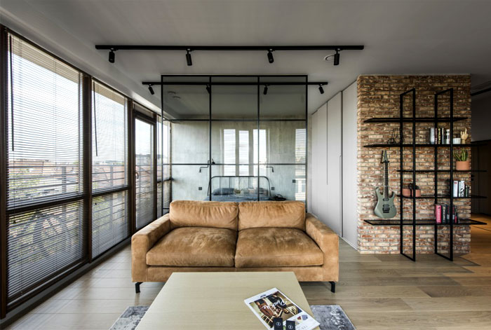 me2architects studios apartment 2