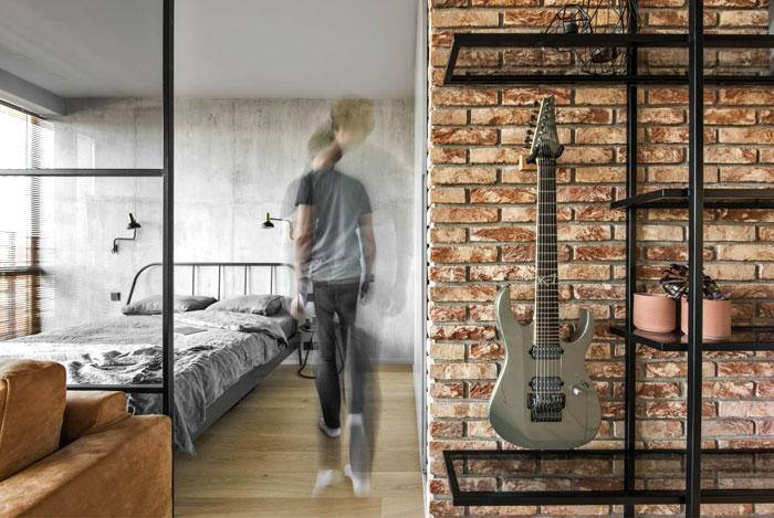 me2architects studios apartment 3