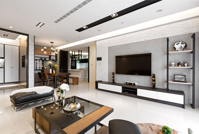 shiang chi interior design apartment hsinchu 3