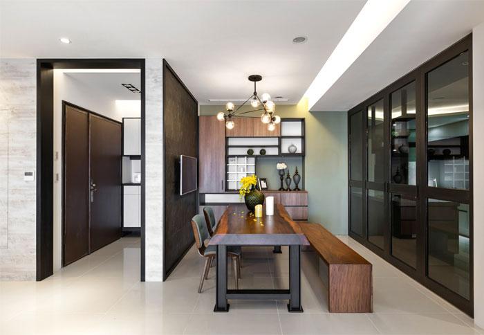 shiang chi interior design apartment hsinchu 4