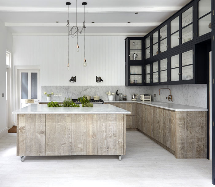 trendy kitchen cabinet materials finishes 12
