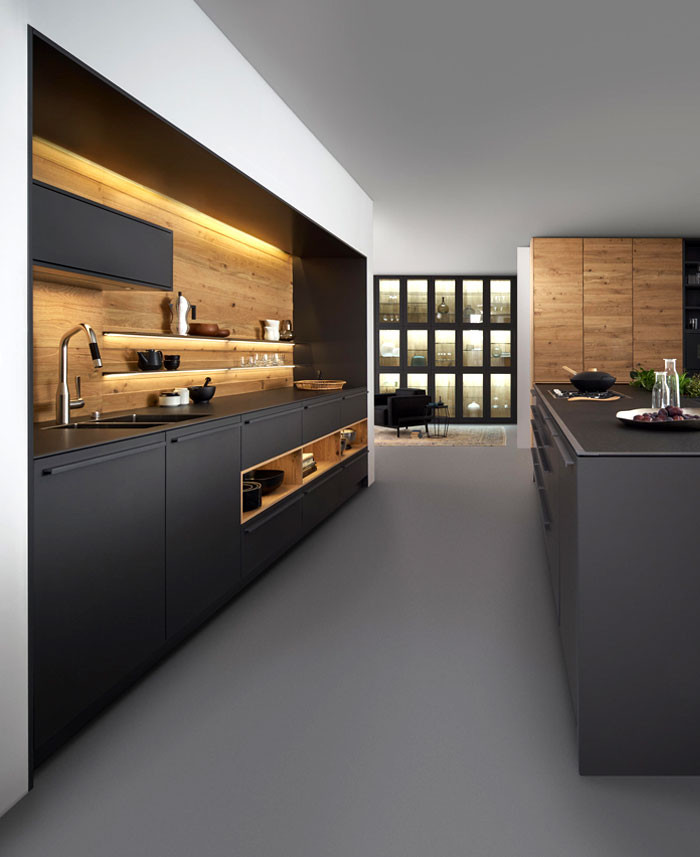 trendy kitchen cabinet materials finishes 35
