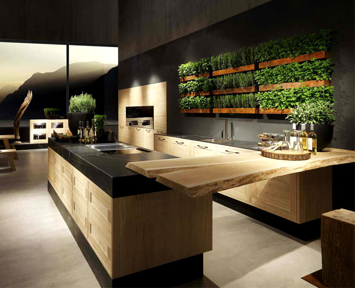trendy kitchen cabinet materials finishes 40