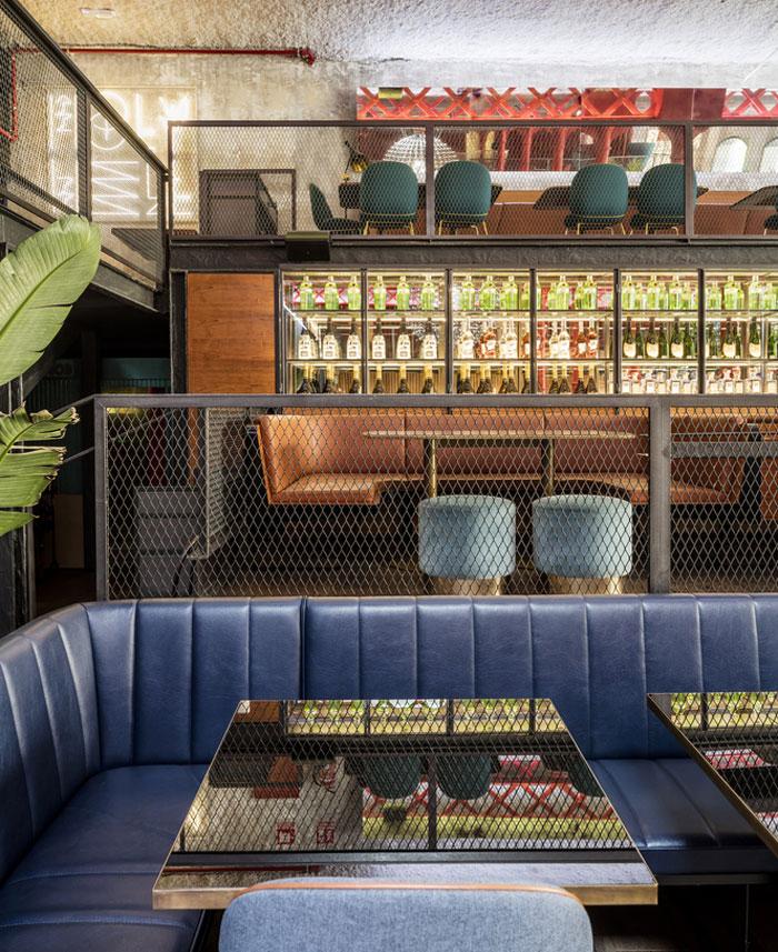 barcelona restaurant design el equipo creativo 13