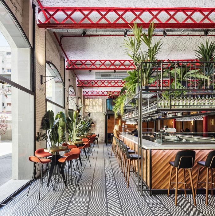barcelona restaurant design el equipo creativo 15