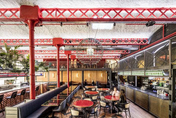 barcelona restaurant design el equipo creativo 4
