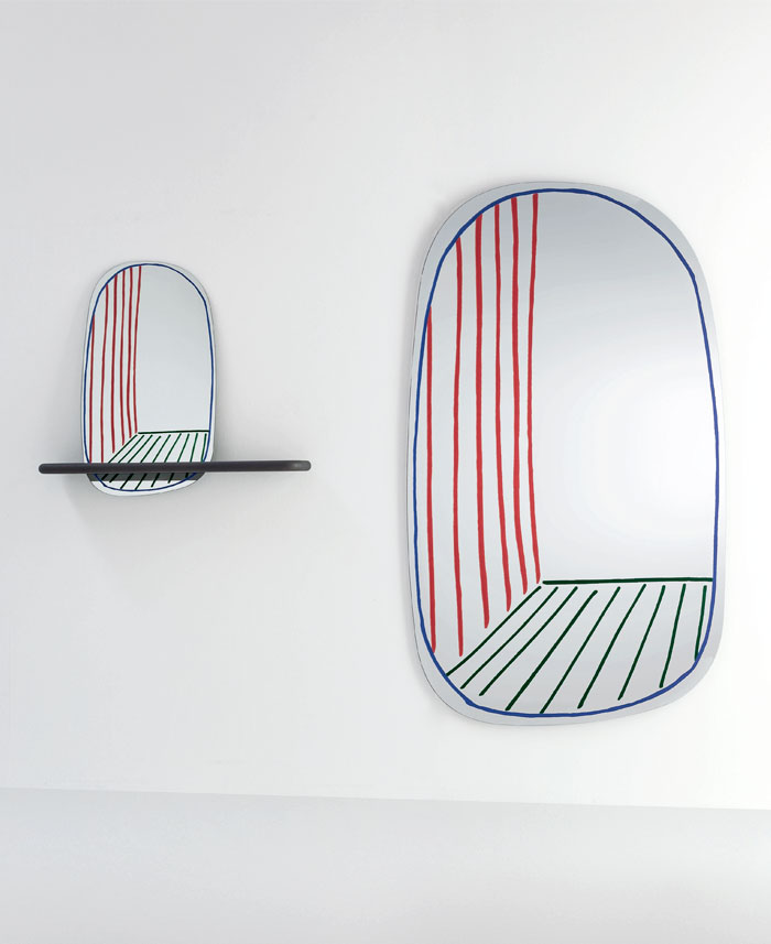bonaldo new perspective mirror 2