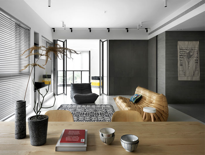 chiang house 2books space design 1
