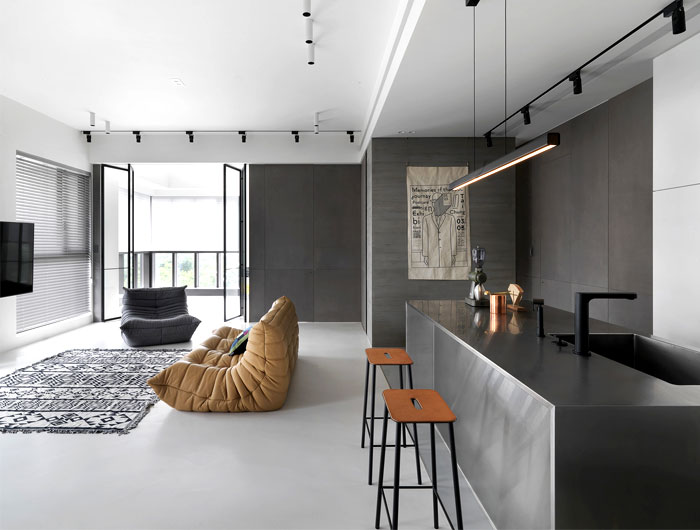 chiang house 2books space design 15