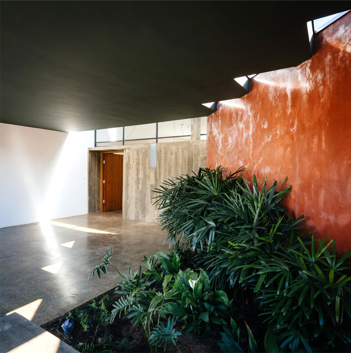 contemporary brazilian home vao architects 1