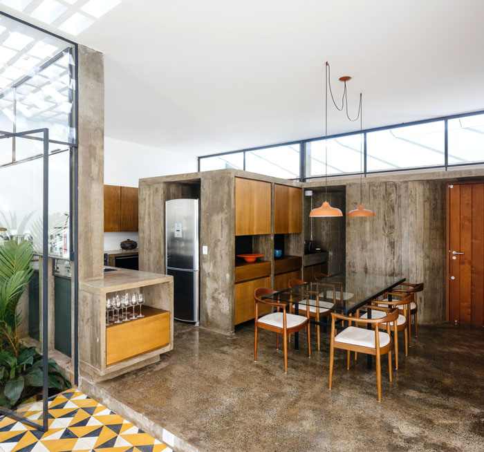 contemporary brazilian home vao architects 17
