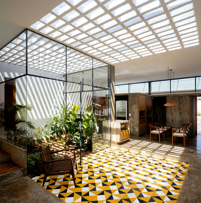 contemporary brazilian home vao architects 5