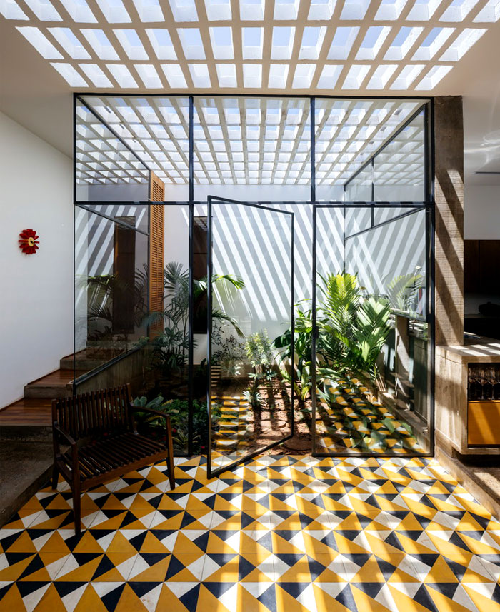 contemporary brazilian home vao architects 7