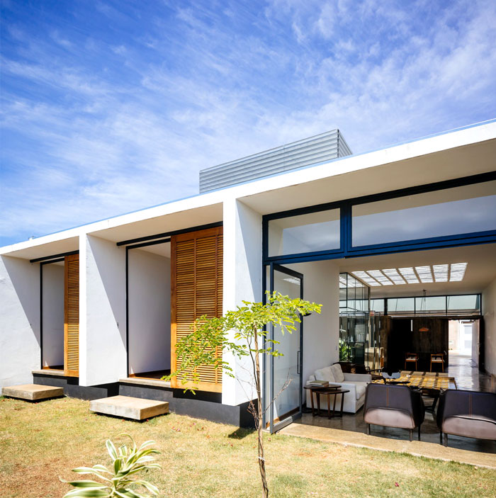 contemporary brazilian home vao architects 8