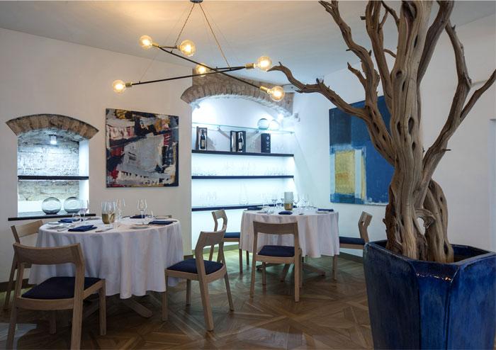 mediterranean restaurant old town vilnius 6