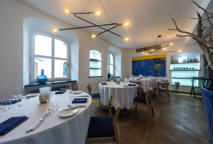 mediterranean restaurant old town vilnius 7