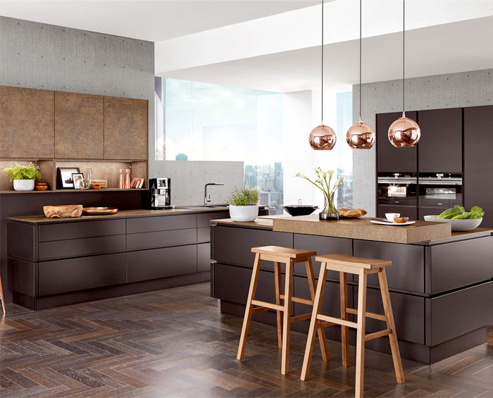 trendy kitchen cabinet materials finishes 16
