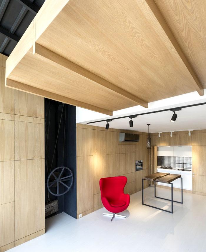 45 m2 apartment 11