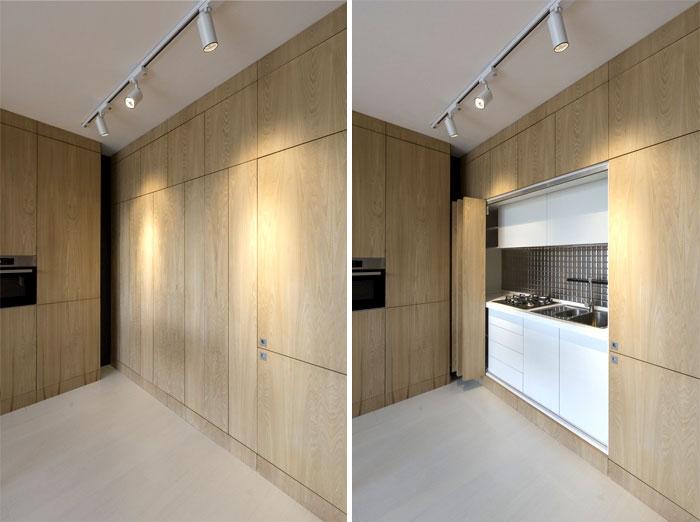 45 m2 apartment 12