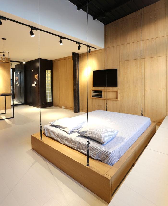 45 m2 apartment 6