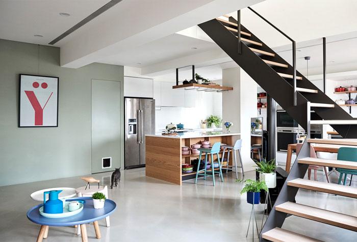 apartment parti design studio 11