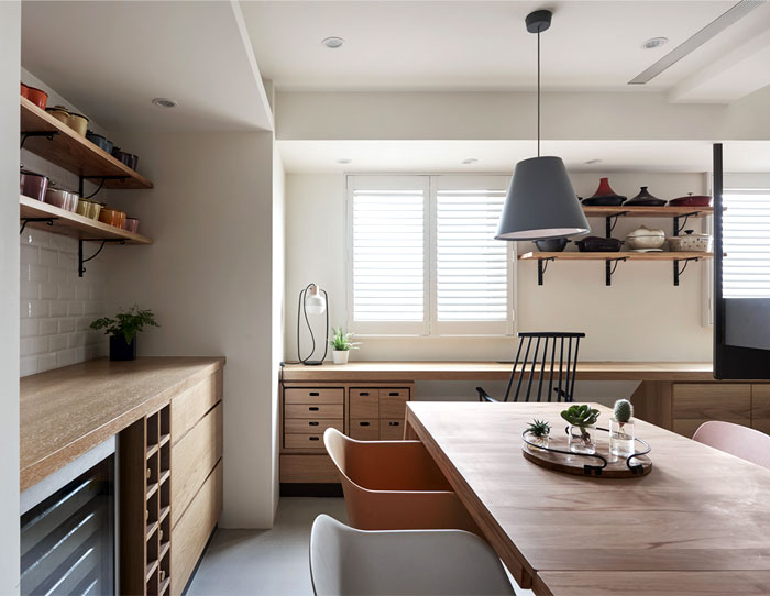 apartment parti design studio 17