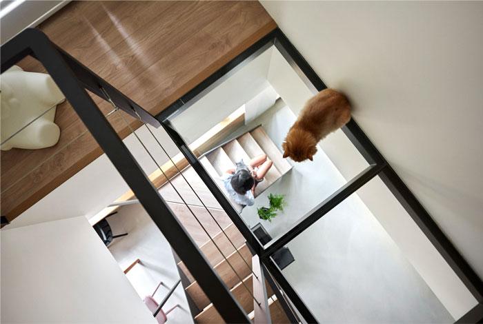 apartment parti design studio 18