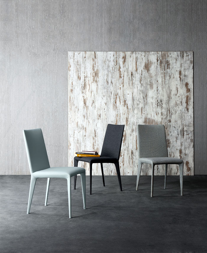 filly chair bartoli design bonaldo 4