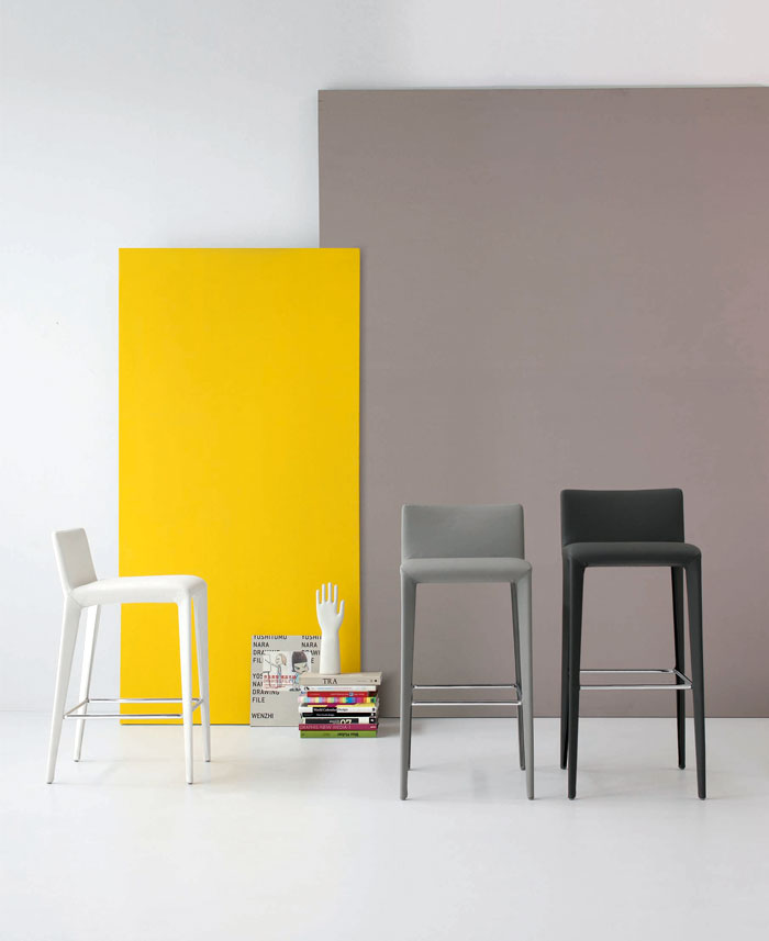 filly chair bartoli design bonaldo 5