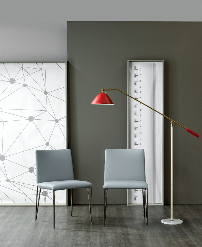 filly chair bartoli design bonaldo 7