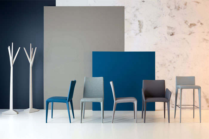 filly chair bartoli design bonaldo 8