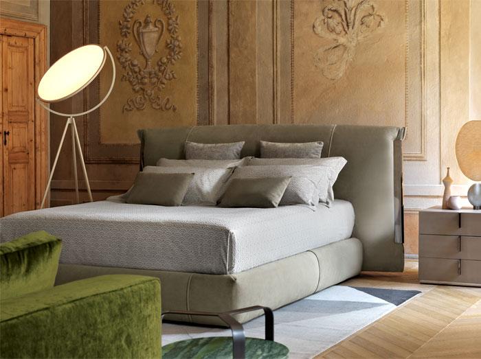 flou double bed amal 3