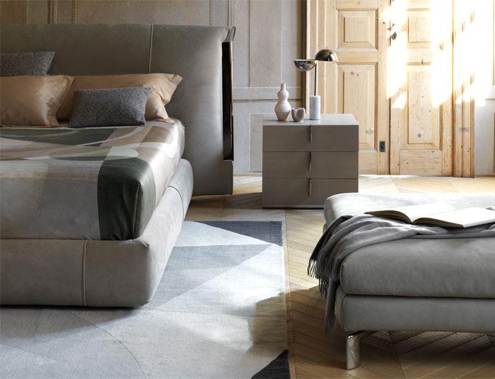 flou double bed amal 4