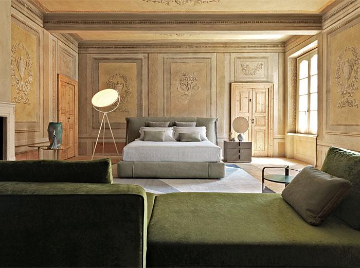 flou double bed amal 5