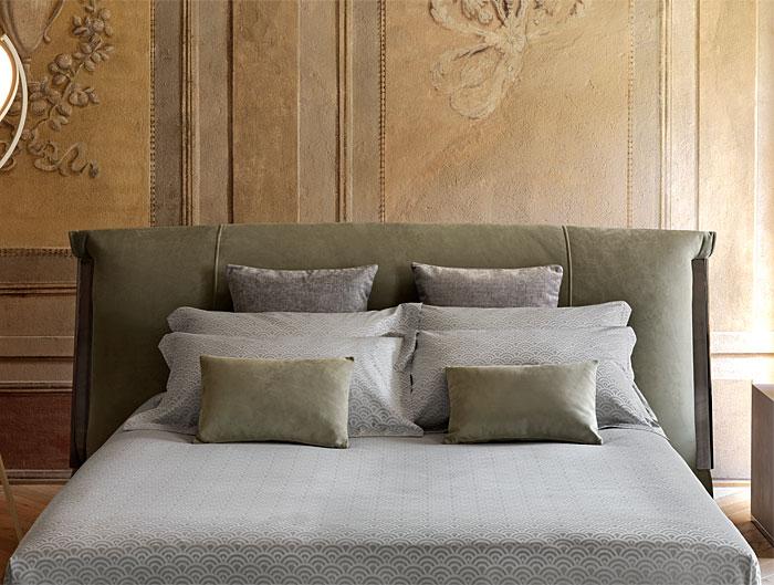 flou double bed amal 7