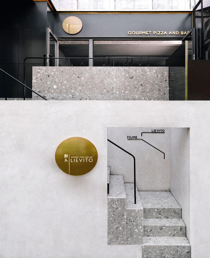 lievito restaurant mddm studio 14