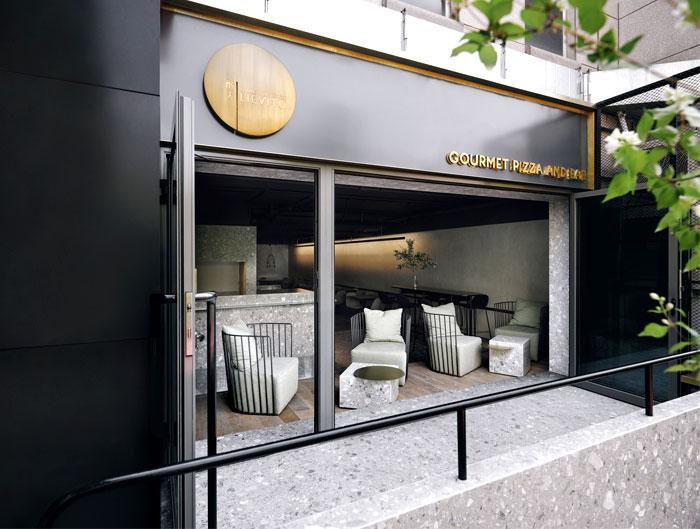 lievito restaurant mddm studio 8
