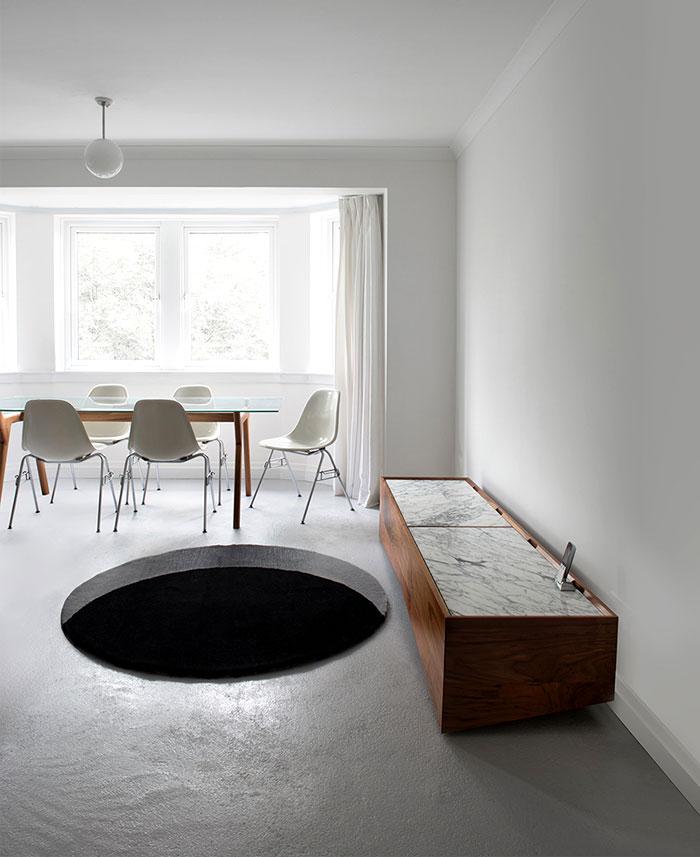 optical illusion void rug 3