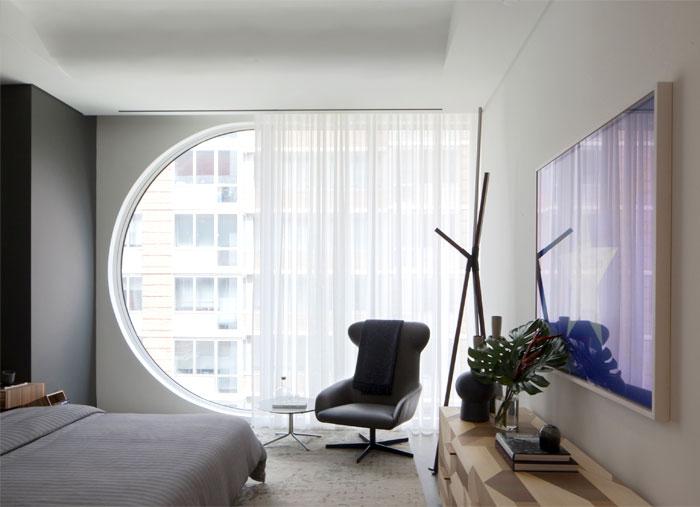porro furniture residential building zaha hadid 3