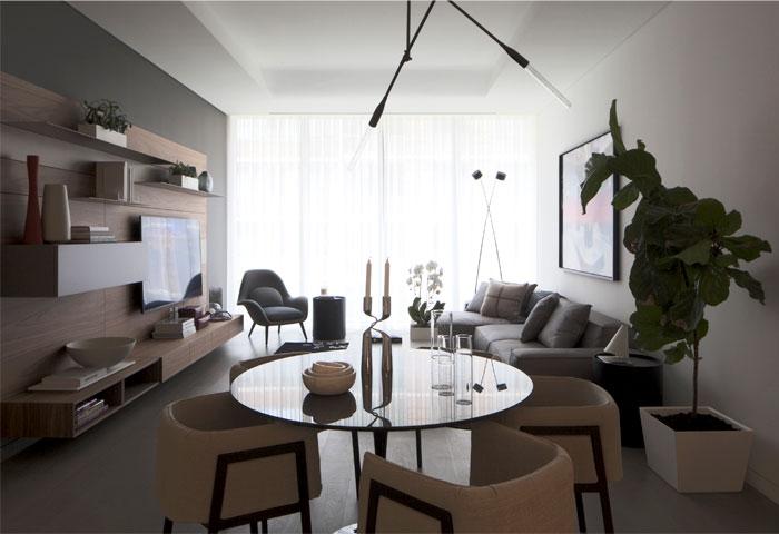 porro furniture residential building zaha hadid 6