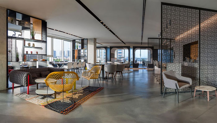 regus business center tel aviv 2
