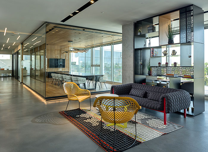 regus business center tel aviv 6