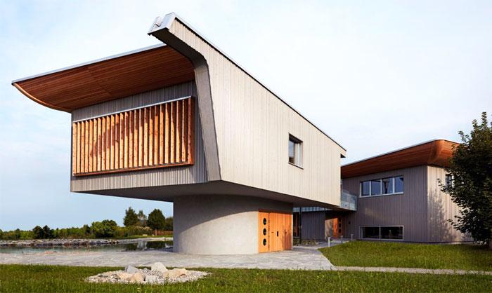 studio alfredo haberli haussicht prefabricated home 7