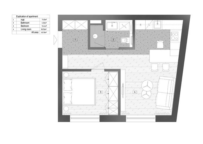 vilnius apartment atkocaityte 1