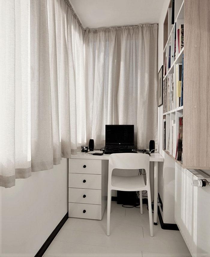 40 sqm studio apartment renovation 13