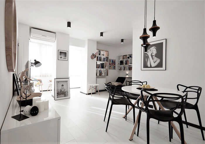 40 sqm studio apartment renovation 4