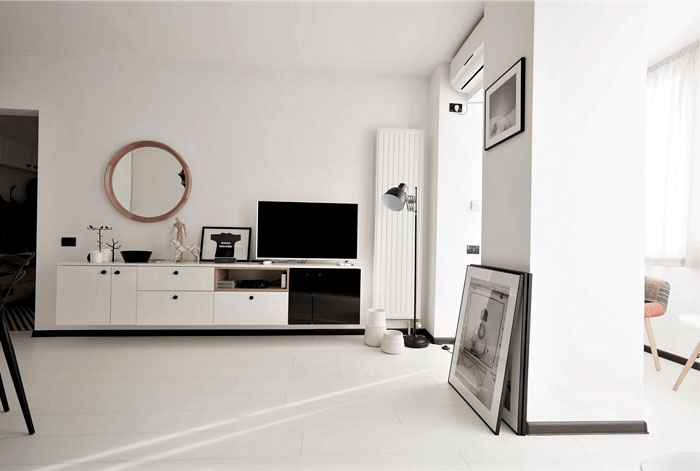 40 sqm studio apartment renovation 5