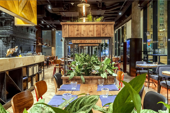 enteriors adri bbq restaurant 1