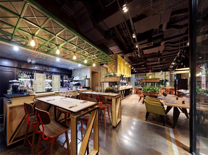 enteriors adri bbq restaurant 7